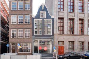 ClassyLiving: subliem driedubbel monumentaal bovenhuis in hartje Amsterdam