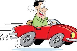 Geflitst: 8 extreme snelheidsovertredingen
