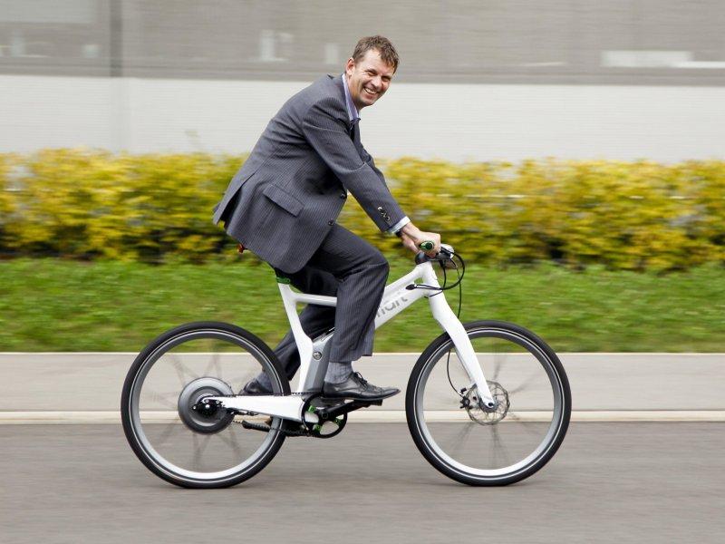 Smart-e-Bike
