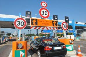 Sneller doorrijden op Franse en Spaanse tolwegen