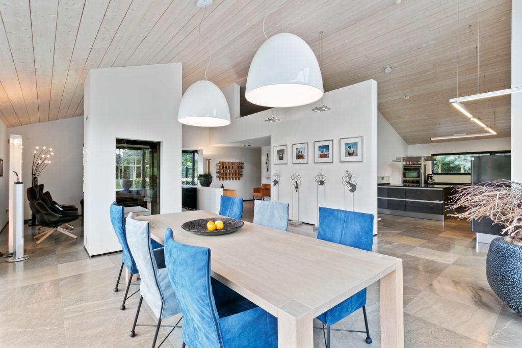 Maken woonkamer schouw - Kleur gevel eigentijds huis ...
