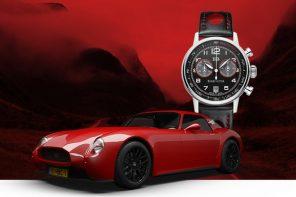 Bestel een horloge via het Huet Brothers Kickstarterprogramma