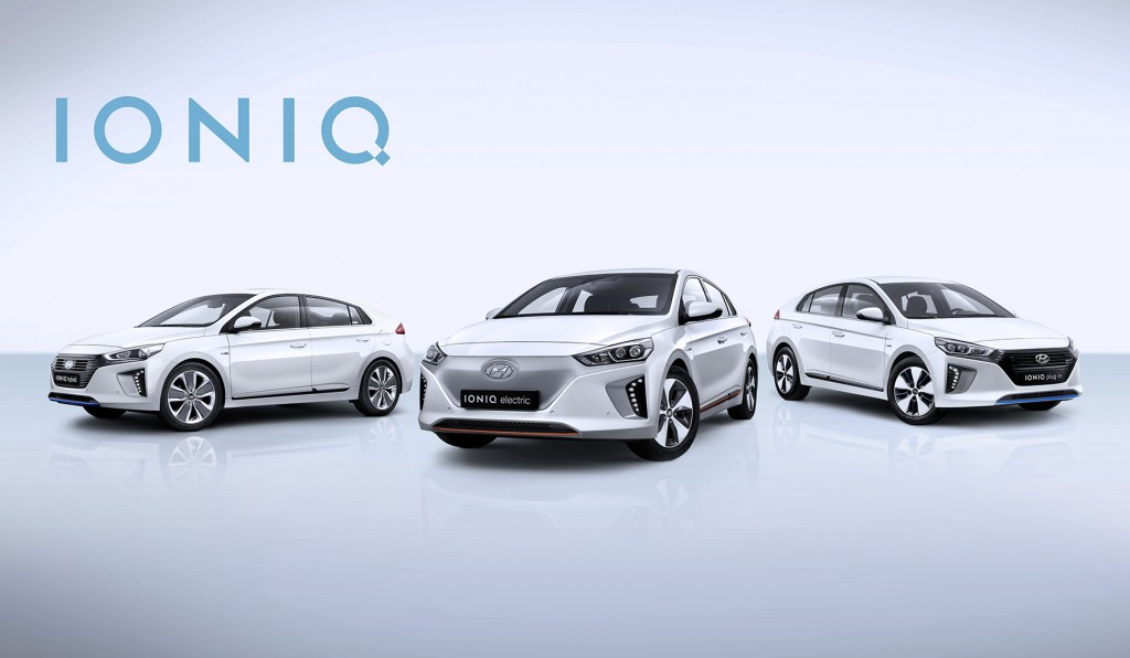 All-New-IONIQ-line-up