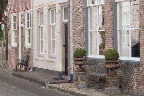 Brocante, antiek, eten en slapen in Heusden