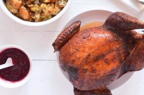 Kerstdiner, de traditionele kalkoen