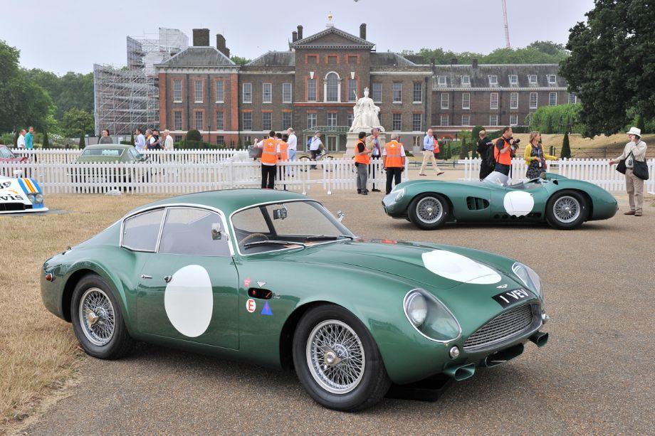 Aston Martin DB4 GT Zagato I VEV