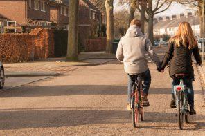 Onderzoek: de fiets is het date-middel bij uitstek