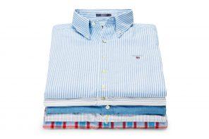 Gant introduceert overhemden die je langer fris houden
