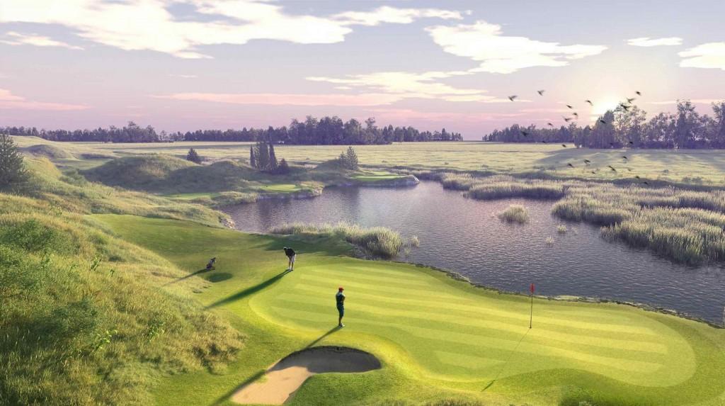 Golf Park RotterdamHole 4