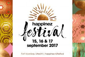 Europa's grootste festival voor iedereen die op zoek is naar geluk
