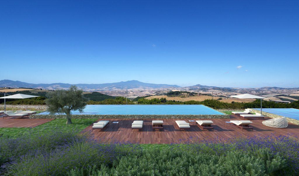 LVDI - Pool view