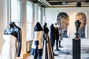 Mart Visser exposeert met 25 jaar couture en kunst in tijdelijk museum