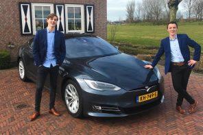 Broers lanceren Mountox, het grootste platform voor elektrische auto's