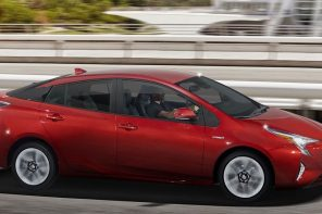 ClassyDriving: Toyota Prius 1.8 Hybrid Dynamic