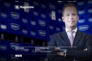 Attractief nieuw digitaal magazine RTL Z