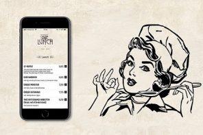 Primeur: de eerste kroeg met een lunch-app