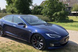 ClassyDriving: Tesla Model S P100D, de uitdager