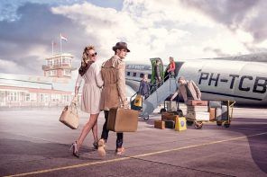'Travelling in Style' op Schiphol