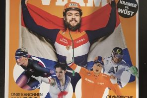 Nieuw magazine over Olympische Winterspelen