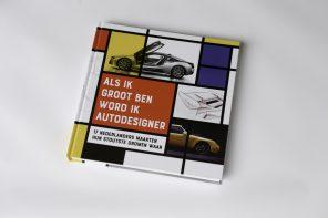 Super cadeau: boek over Nederlandse autodesigners