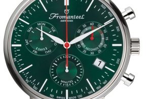 Fromanteel horloge-boutique in eigen Amsterdams pand