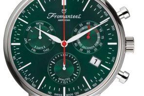 Fromanteel horloge-boutique in eigen Amsterdams pand
