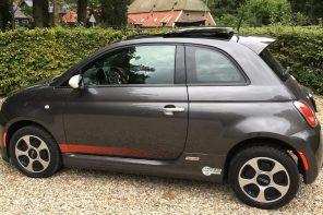 ClassyDriving: full electric Fiat 500 E