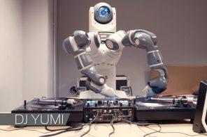 Wereldberoemde DJ Yoda leert robot mixen, scratchen en feesten!