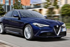 ClassyDriving: Alfa Romeo Giulia Super 2.2 JTDm