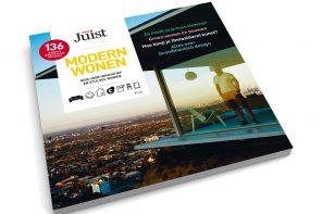 Juist Magazine over stijlvol en innovatief wonen