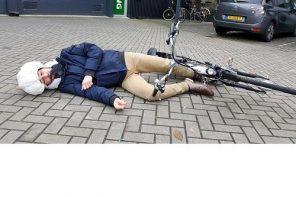 Fietsfabrikant Keola introduceert fietsairbag