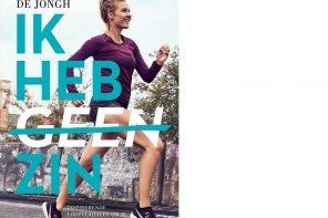 Nieuw hardloopboek 'Ik heb geen zin'