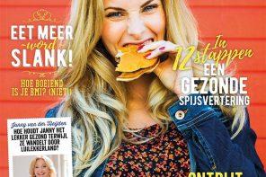 Nieuw magazine over lekker eten: Lekker Gezond