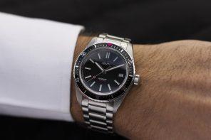 Horlogefabrikant Maen Watches komt met zeer betaalbare Hudson Automatic Diver
