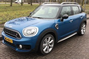 ClassyDriving: 'Made in Holland' MINI Countryman Cooper S