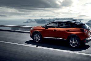 ClassyDriving: Peugeot 3008 SUV Allure 1.6 e-THP
