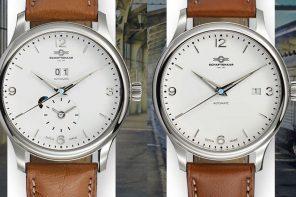 De prachtige handmade horloges van Schaftenaar Watches