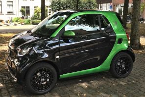 ClassyDriving: Smart Fortwo Electric Drive