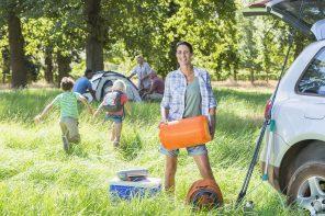 Kiezen van een kampeervakantie kost bijna twee weken