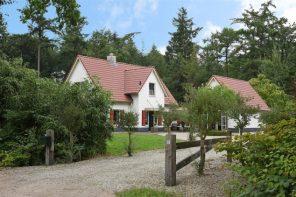 ClassyLiving: vorstelijk landgoed in de prachtige bossen achter Paleis Soestdijk