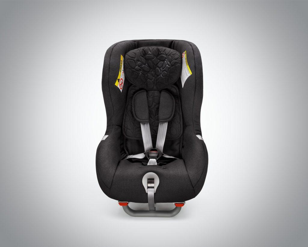 Volvo Cars' new generation child seats