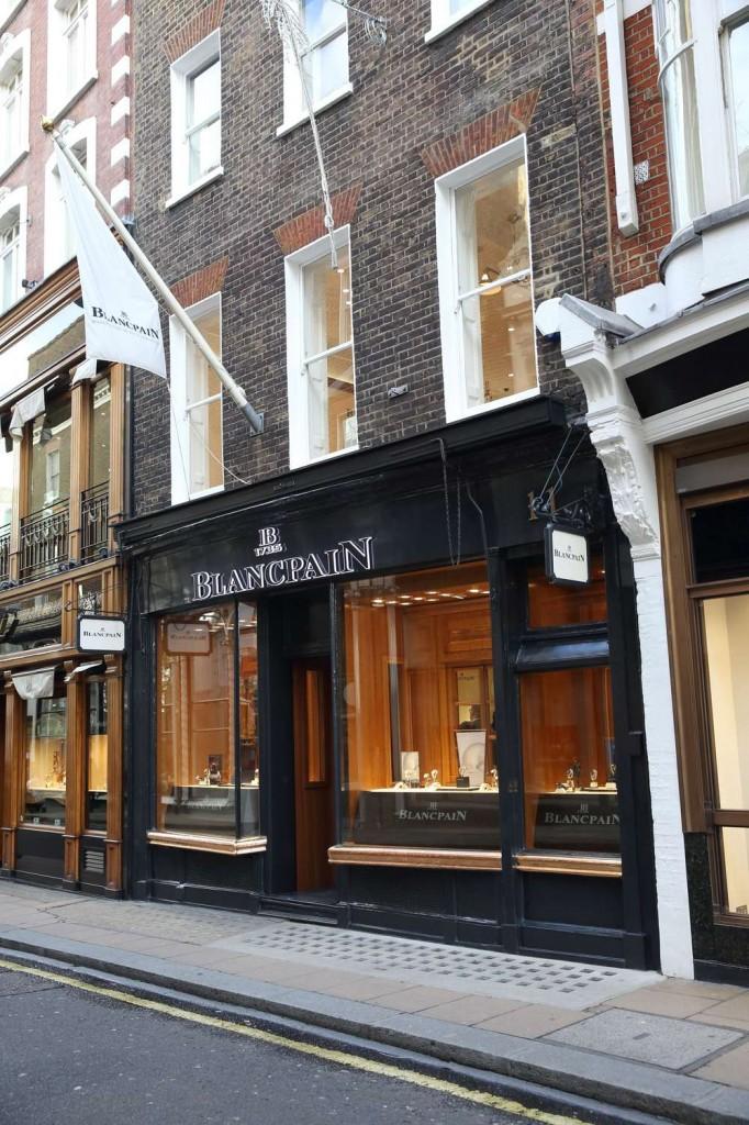 Blancpain-Lamborghini New Bondstreet London 3
