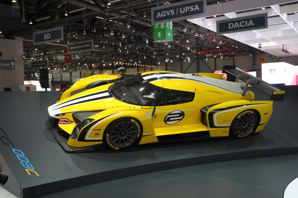 Geneva International Motor Show 3 - 4 March 2015