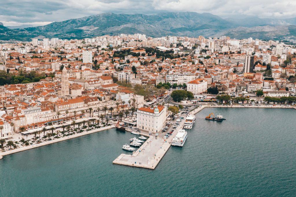 split-kroatie