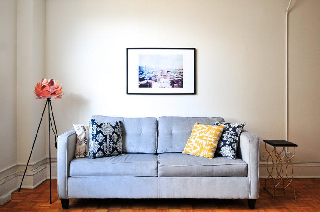 kunst-woonkamer