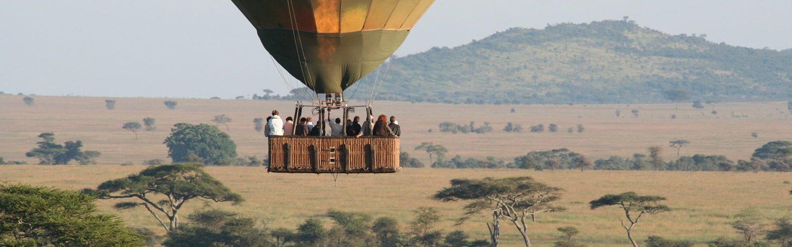 luchtballon-tanzania