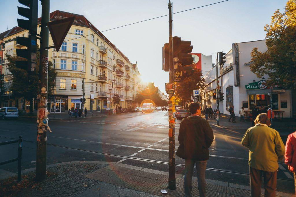 straat-stoplicht