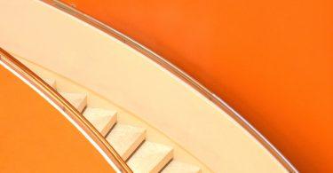 oranje-trap