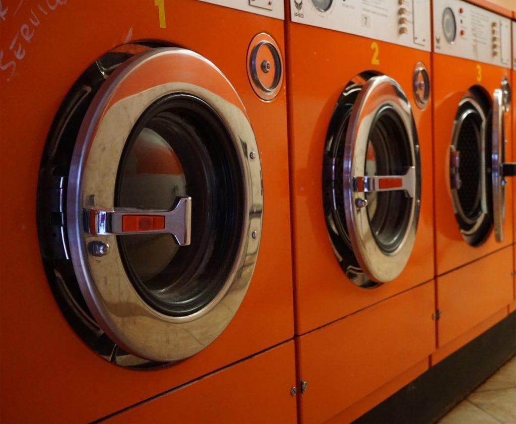 oranje-wasmachine
