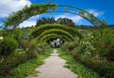 tuin-doorgang
